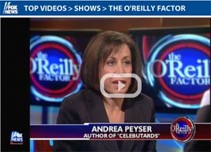 Andrea Peyser on Bill O'Reilly's The Factor